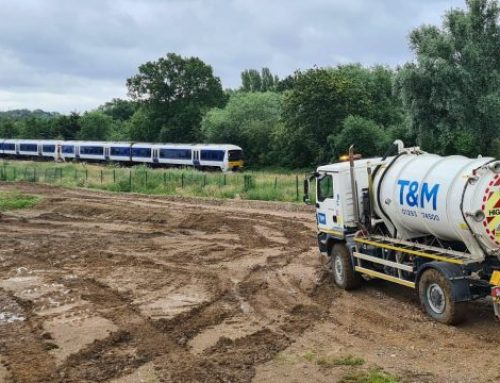 HS2 contributes  to T&M growth