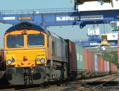 Anglia's Key railway workers enable thousands of tonnes of vital food, medicine and other supplies to be moved around the country