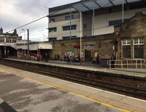 Network Rail announces £4million upgrade for Keighley station