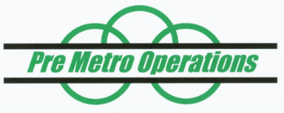 pre metro operations logo