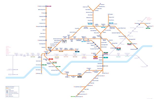 Arriva awarded next London Overground franchise Rail Professional