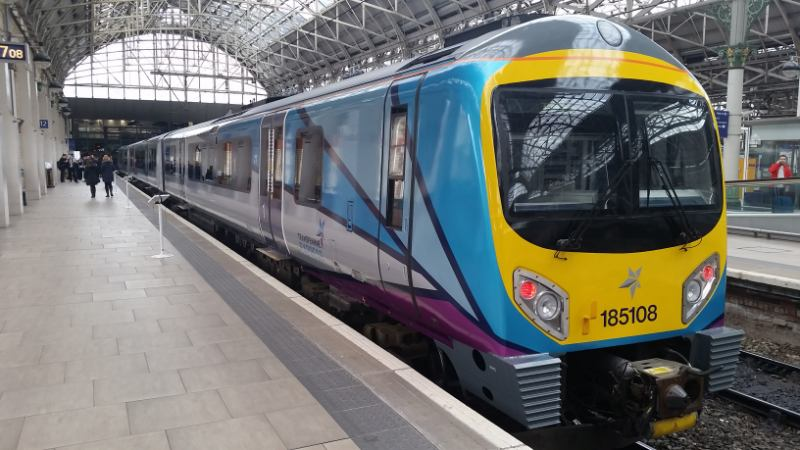 Transport for the North make a statement on the Northern Rail franchise